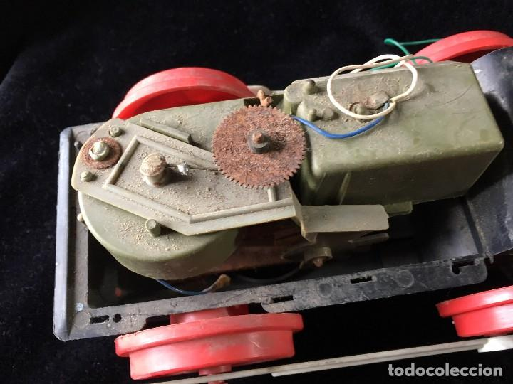 Juguetes antiguos Jyesa: locomotora de jyesa 438 - Foto 6 - 120878067