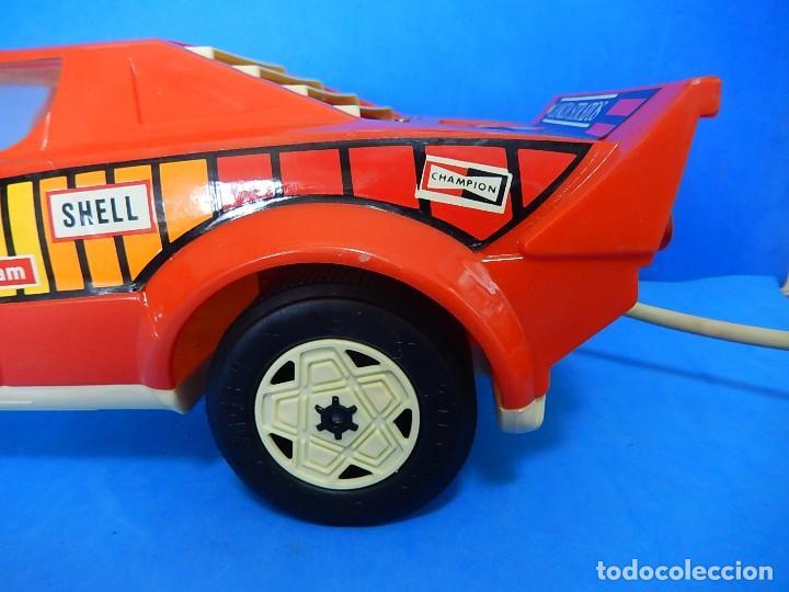 Juguetes antiguos Jyesa: Lancia Team. Jyesa. Ref. 423. - Foto 5 - 122290695