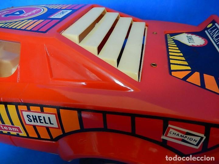 Juguetes antiguos Jyesa: Lancia Team. Jyesa. Ref. 423. - Foto 7 - 122290695