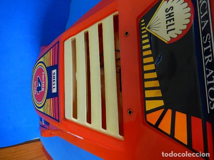 Juguetes antiguos Jyesa: Lancia Team. Jyesa. Ref. 423. - Foto 10 - 122290695