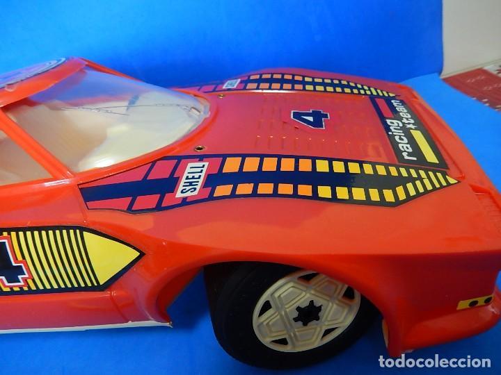 Juguetes antiguos Jyesa: Lancia Team. Jyesa. Ref. 423. - Foto 16 - 122290695
