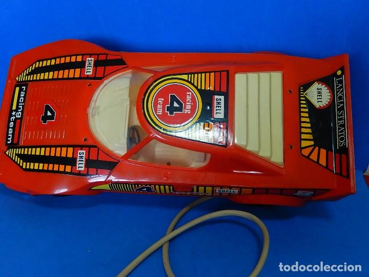 Juguetes antiguos Jyesa: Lancia Team. Jyesa. Ref. 423. - Foto 30 - 122290695