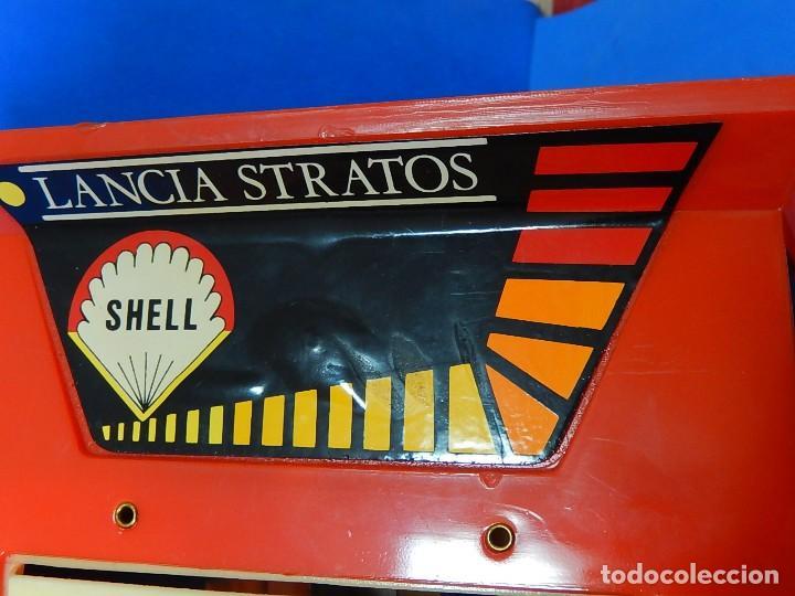 Juguetes antiguos Jyesa: Lancia Team. Jyesa. Ref. 423. - Foto 34 - 122290695