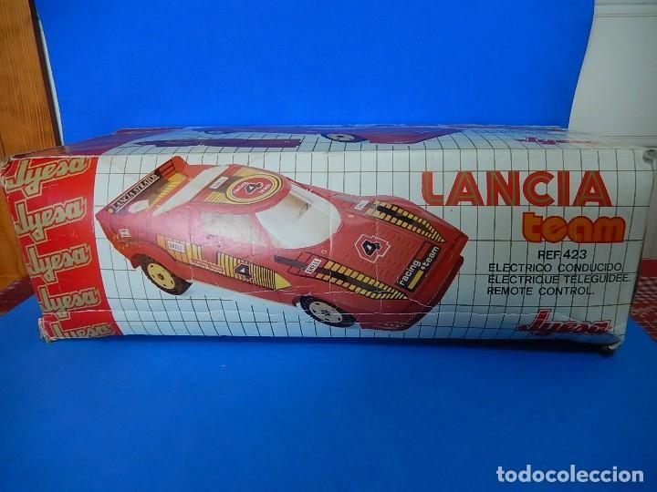 Juguetes antiguos Jyesa: Lancia Team. Jyesa. Ref. 423. - Foto 49 - 122290695