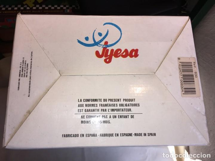Juguetes antiguos Jyesa: COCHE GRAN VOLANTE DE JYESA - Foto 6 - 129968163