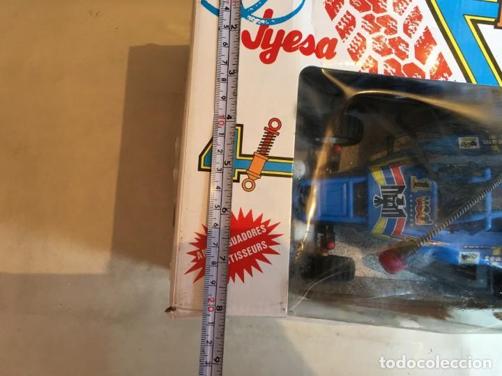 Juguetes antiguos Jyesa: TODO TERRENO DRAGSTER DE JYESA - Foto 9 - 130792112