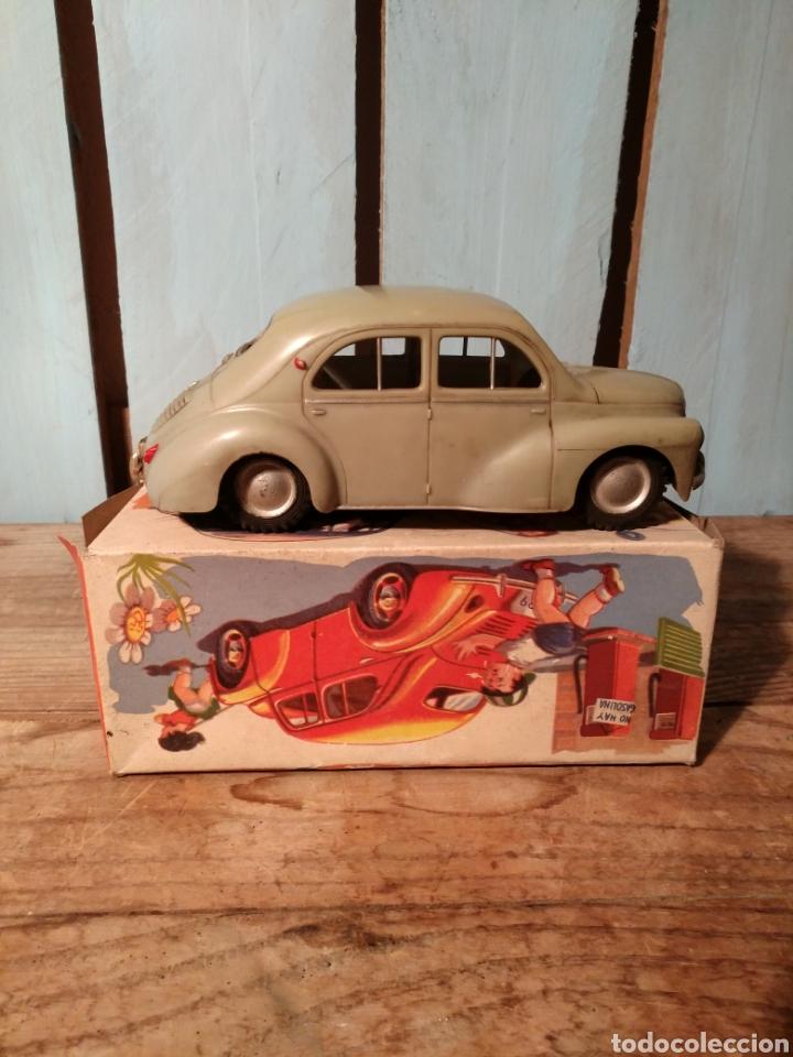 Juguetes antiguos Jyesa: Renault 4/4 Jyesa con caja original años 50 / 4-4 - Foto 2 - 141607080