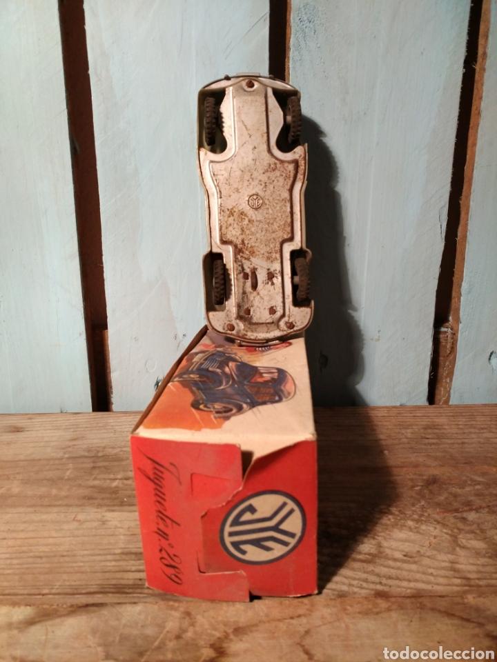 Juguetes antiguos Jyesa: Renault 4/4 Jyesa con caja original años 50 / 4-4 - Foto 5 - 141607080