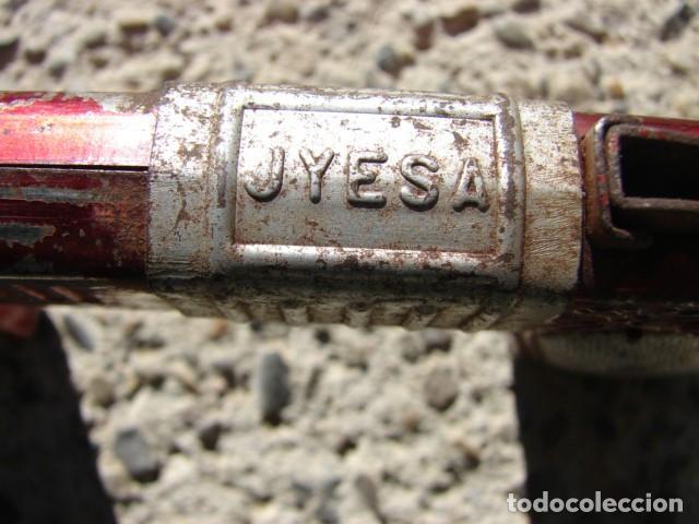 Juguetes antiguos Jyesa: METRALLETA ESPACIAL DEL ESPACIO - JYESA - Foto 4 - 148909030