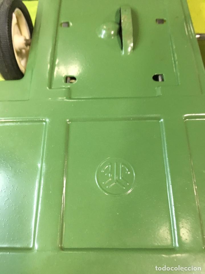 Juguetes antiguos Jyesa: Chasis, mando y eje ruedas de dodge de jyesa,repuestos y piezas,rico,Paya,sanchis,joustra - Foto 4 - 149762690