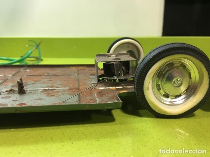 Juguetes antiguos Jyesa: Chasis, mando y eje ruedas de dodge de jyesa,repuestos y piezas,rico,Paya,sanchis,joustra - Foto 10 - 149762690