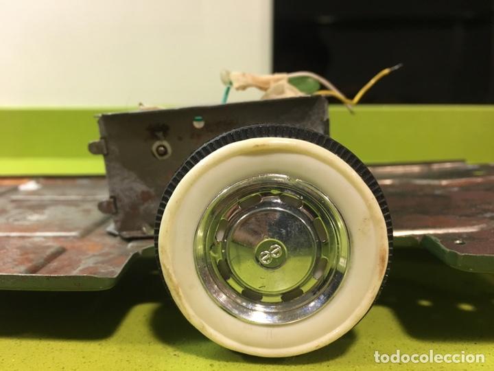 Juguetes antiguos Jyesa: Chasis, mando y eje ruedas de dodge de jyesa,repuestos y piezas,rico,Paya,sanchis,joustra - Foto 11 - 149762690