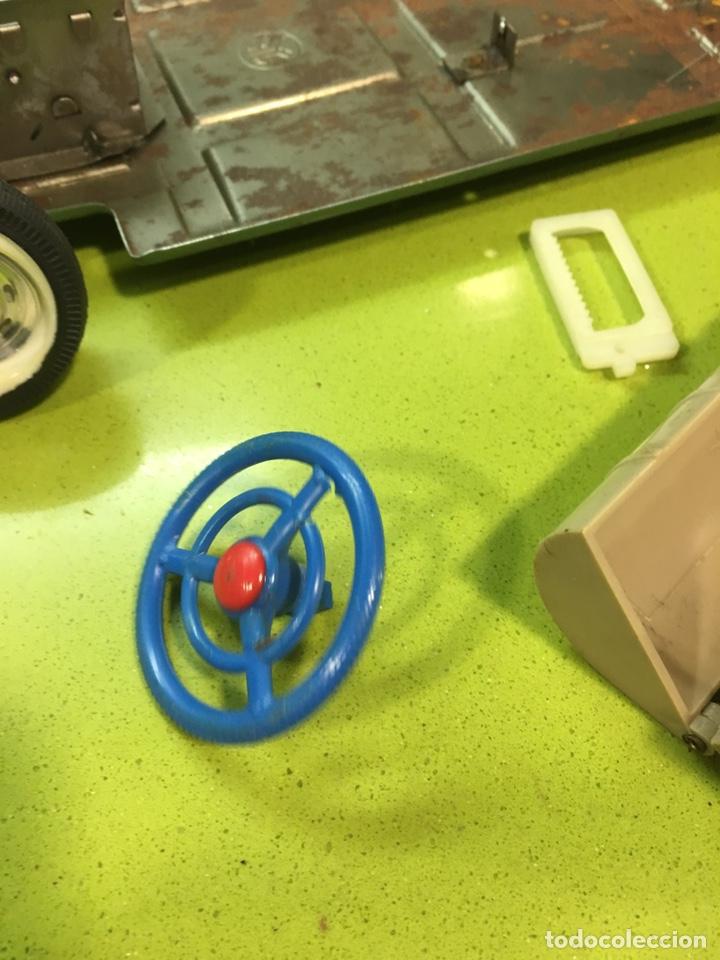 Juguetes antiguos Jyesa: Chasis, mando y eje ruedas de dodge de jyesa,repuestos y piezas,rico,Paya,sanchis,joustra - Foto 15 - 149762690