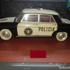 Juguetes antiguos Jyesa: SEAT 1400 DE JYESA POLICIA. Lote 152422766