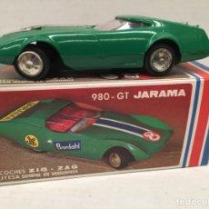 Juguetes antiguos Jyesa: COCHE 981 GT LE MANS DE JYESA AÑOS 70. Lote 155833826
