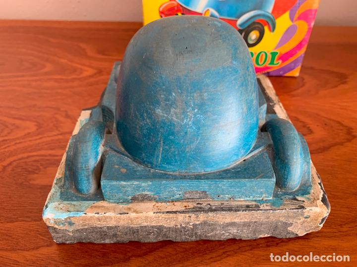 Juguetes antiguos Jyesa: JYESA SKY PATROL HELICOPTERO CON RESINA ORIGINAL - Foto 4 - 163119262