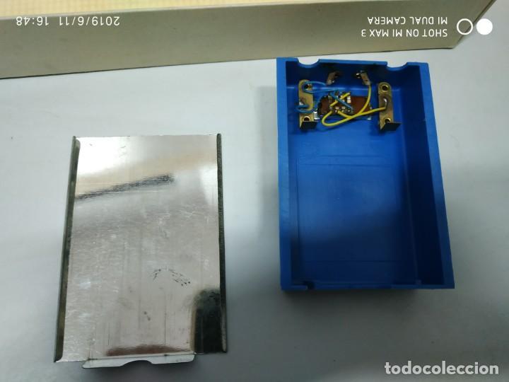 Juguetes antiguos Jyesa: juego de trenes jyesa H0 en caja nunca jugado perfecto estado de coleccion locomotora vias trenes - Foto 5 - 167887476