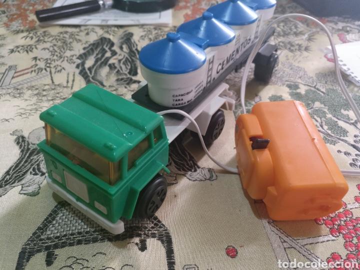 Juguetes antiguos Jyesa: Camión cemento jyesa - Foto 2 - 171228788