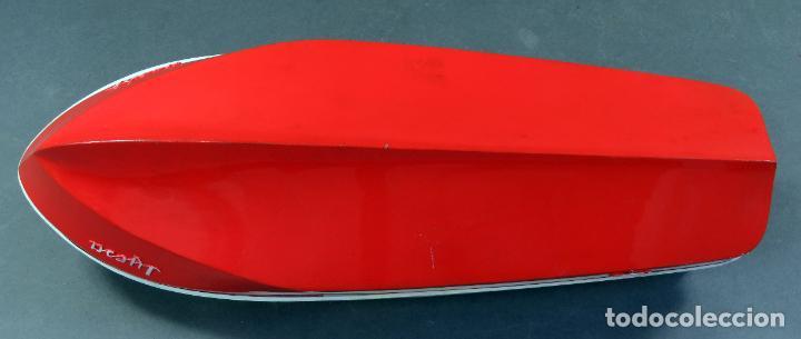 Juguetes antiguos Jyesa: Barca lancha Jyesa 234 plástico años 60 - Foto 6 - 184447292