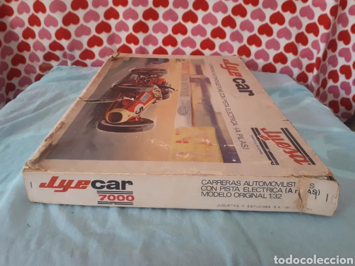 Juguetes antiguos Jyesa: SCALEXTRIC JYESA JYE CAR 7000 - Foto 11 - 193059462