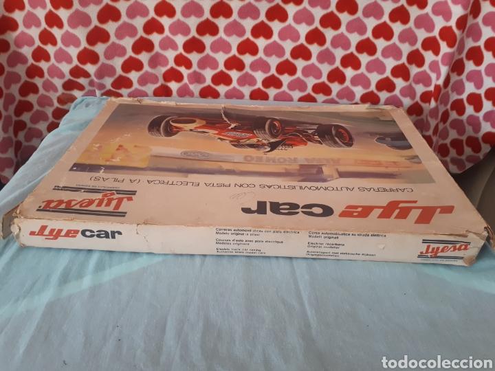 Juguetes antiguos Jyesa: SCALEXTRIC JYESA JYE CAR 7000 - Foto 12 - 193059462