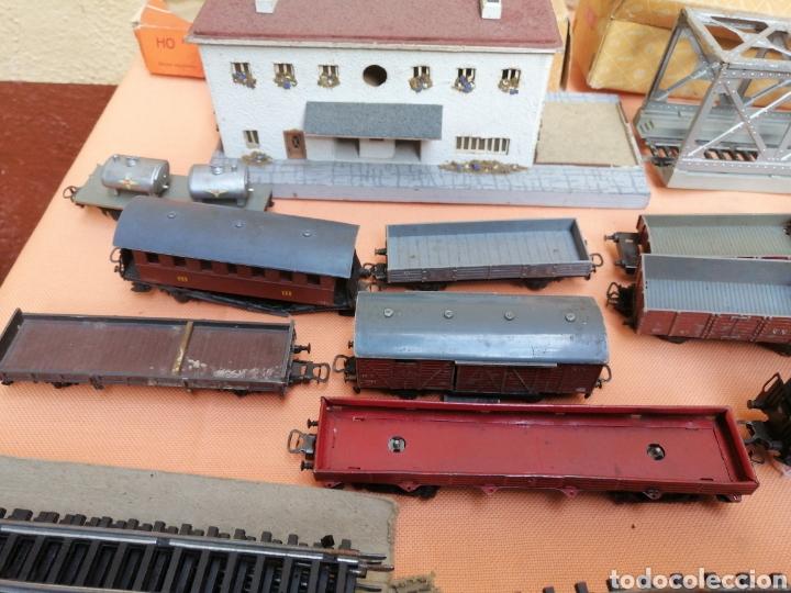 Juguetes antiguos Jyesa: Trenes y pistas - Foto 2 - 193942165