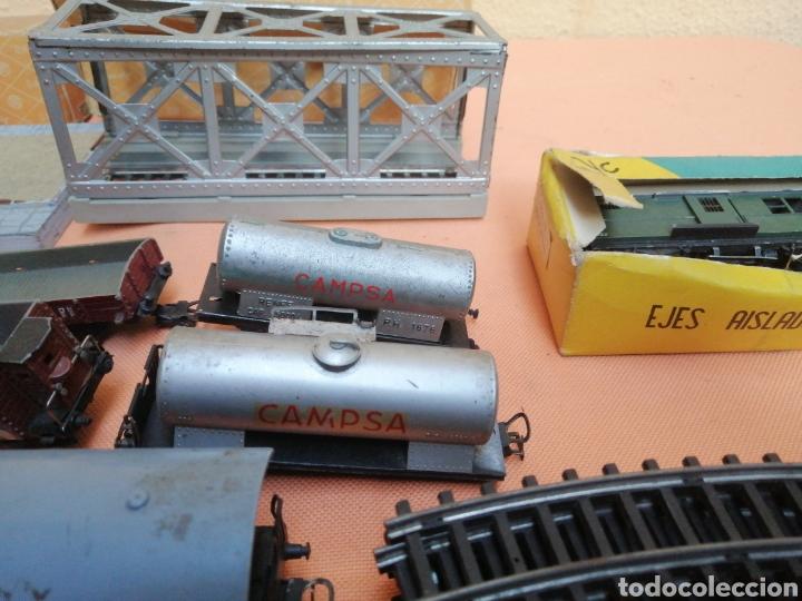 Juguetes antiguos Jyesa: Trenes y pistas - Foto 3 - 193942165