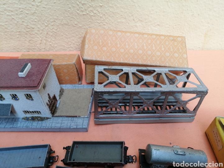 Juguetes antiguos Jyesa: Trenes y pistas - Foto 4 - 193942165