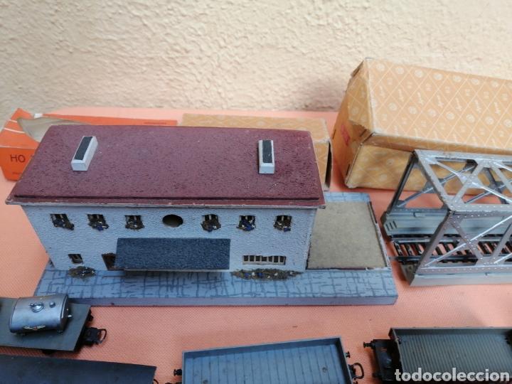 Juguetes antiguos Jyesa: Trenes y pistas - Foto 5 - 193942165