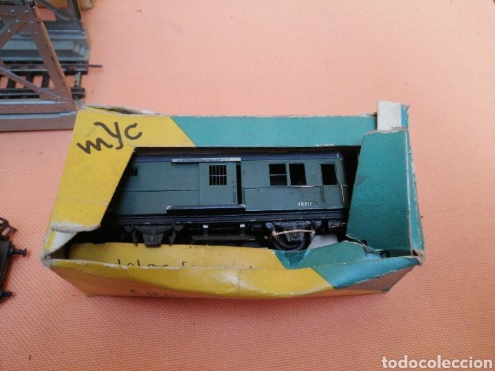 Juguetes antiguos Jyesa: Trenes y pistas - Foto 6 - 193942165