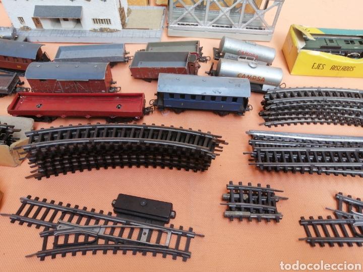 Juguetes antiguos Jyesa: Trenes y pistas - Foto 9 - 193942165