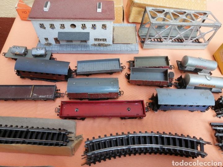 Juguetes antiguos Jyesa: Trenes y pistas - Foto 11 - 193942165
