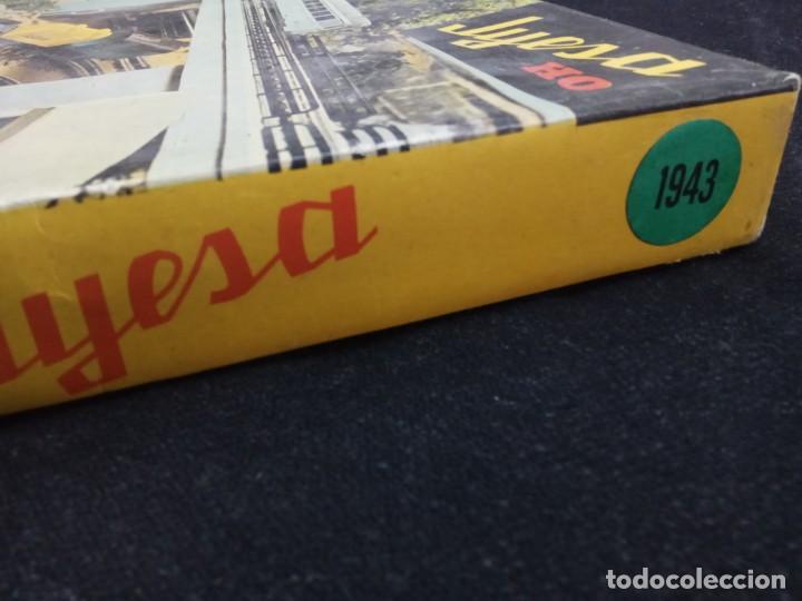 Juguetes antiguos Jyesa: TREN JYESA VIA HO 1943 SIN ESTRENAR EN SU CAJA ORIGINAL - Foto 5 - 194402251