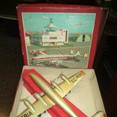 Juguetes antiguos Jyesa: AVION IBERIA JYESA Nº 161. Lote 194709297