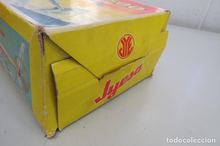 Juguetes antiguos Jyesa: HELICOPTERO CHACAL 500 - JYESA 182 - CUERPO BOMBEROS - PROVIENE ANTIGUA JUGUETERIA - Foto 33 - 210234475
