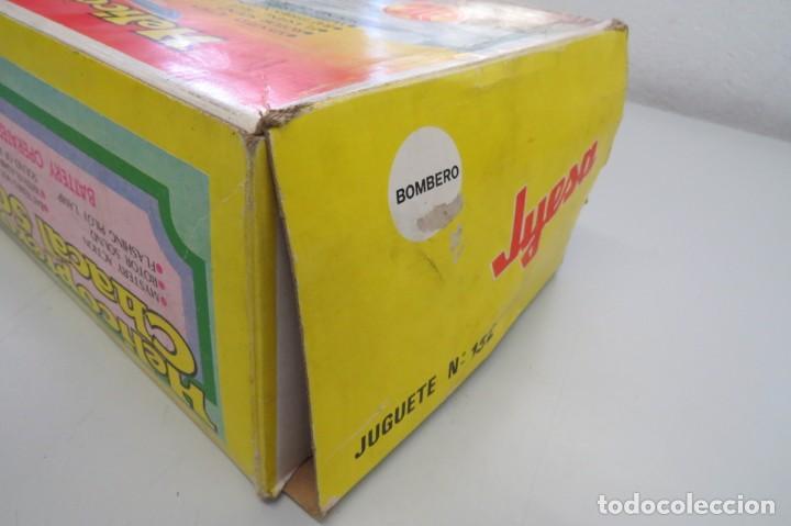 Juguetes antiguos Jyesa: HELICOPTERO CHACAL 500 - JYESA 182 - CUERPO BOMBEROS - PROVIENE ANTIGUA JUGUETERIA - Foto 35 - 210234475