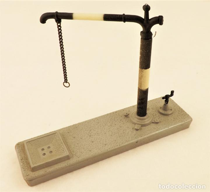Juguetes antiguos Jyesa: Jyesa Manguera de agua para tren H0 - Foto 3 - 213132506