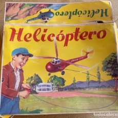 Juguetes antiguos Jyesa: HELICOPTERO JUGUETE NUMERO 268. JYESA .IBY .. Lote 216382828