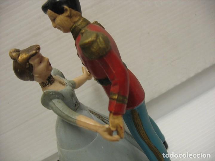 Juguetes antiguos Jyesa: juguete jye s.a. dansantes es de los años 1950 al 1960 - Foto 2 - 218626465