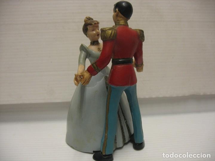 Juguetes antiguos Jyesa: juguete jye s.a. dansantes es de los años 1950 al 1960 - Foto 4 - 218626465