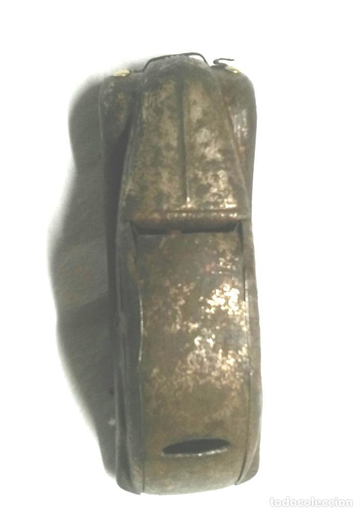 Juguetes antiguos Jyesa: Coche Sedan de Jyesa años 40, mecanismo de cuerda. Med 12,50 cm - Foto 5 - 222871331