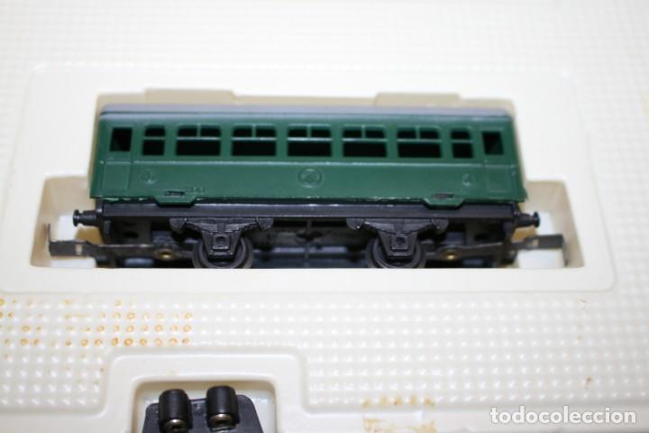 Juguetes antiguos Jyesa: Equipo Tren Completo JYESA escala HO - Foto 5 - 224345491