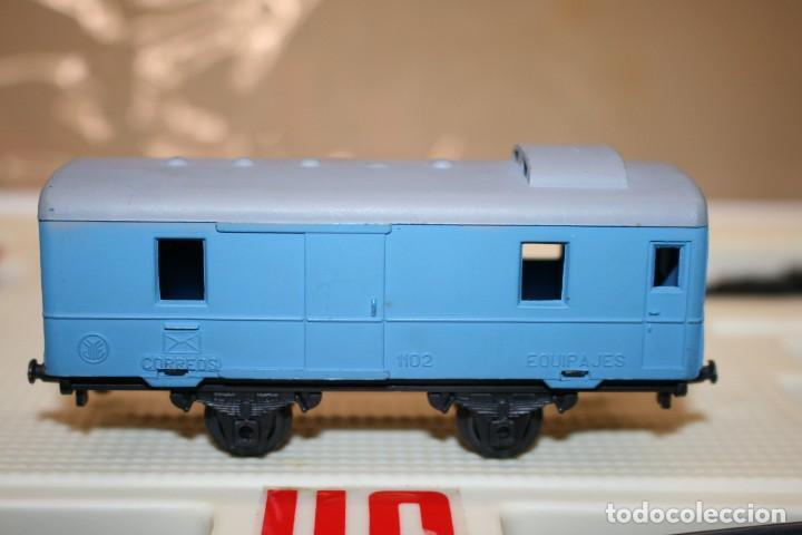 Juguetes antiguos Jyesa: Equipo Tren Completo JYESA escala HO - Foto 11 - 224345491