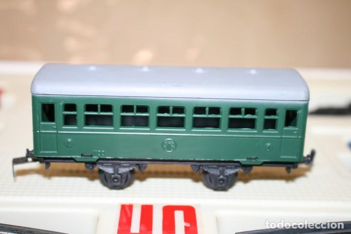 Juguetes antiguos Jyesa: Equipo Tren Completo JYESA escala HO - Foto 13 - 224345491