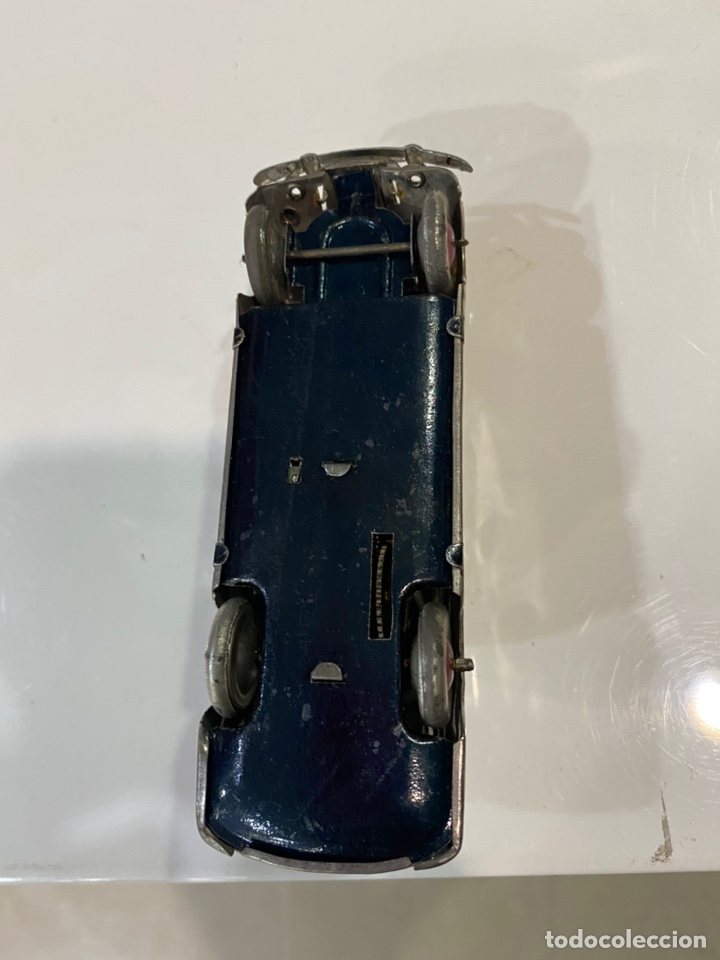 Juguetes antiguos Jyesa: Coche auto hojalata jyesa buen estado numero de referencia 245-246-247 - Foto 6 - 232553005
