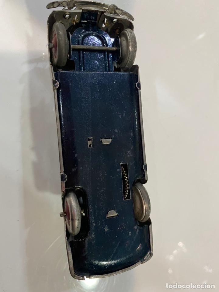 Juguetes antiguos Jyesa: Coche auto hojalata jyesa buen estado numero de referencia 245-246-247 - Foto 7 - 232553005
