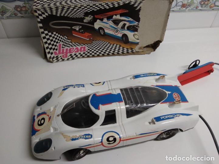 Juguetes antiguos Jyesa: Porsche Jyesa - Foto 4 - 244642215