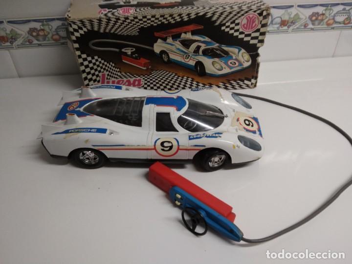 Juguetes antiguos Jyesa: Porsche Jyesa - Foto 6 - 244642215