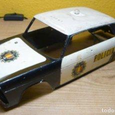 Juguetes antiguos Jyesa: CARROCERIA SEAT 1400 1500 POLICIA JYESA. Lote 245502640