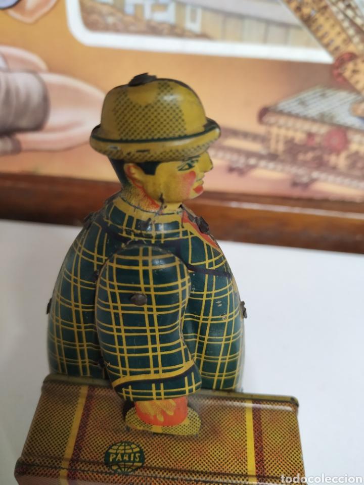 Juguetes antiguos Jyesa: El maletero de jyesa 1945 - Foto 4 - 259307350